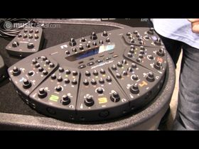 NAMM 2010: JamHub silent rehearsal mixer/recorder on video