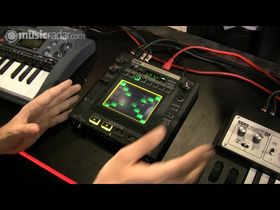 NAMM 2010: Korg Kaossilator Pro on video
