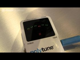 NAMM 2010: See TC's PolyTune tune all our strings at once
