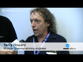 NAMM 2010: Ray Charles's engineer speaks