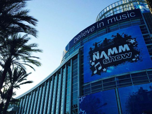 Winter NAMM 2014, 23-26 January