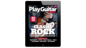 Play Guitar Now: Classic Rock tutorial app on sale now