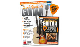 Teach Yourself Guitar - on sale now!