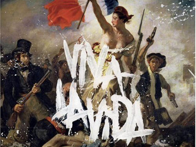Coldplay's new album, Viva La Vida will be released in June.