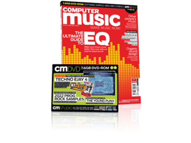 The new-look Computer Music is available now.