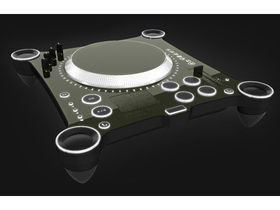 Second Otus DJ controller revealed by EKS