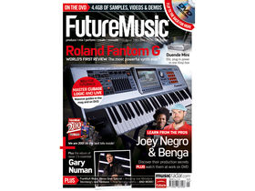 Future Music celebrates 200th issue