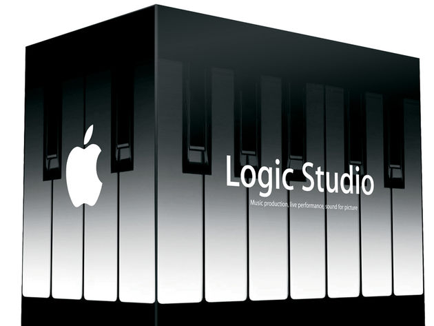 Logic Pro 8 is the main application in the Logic Studio bundle.