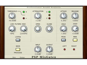 PSP Audioware MixPack2 adds new plug-in