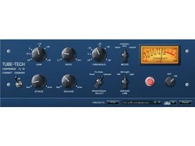 TC Electronic releases the Tube-Tech CL 1B plug-in for Pro Tools HD