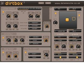 Add some crunch with dirtbox 3