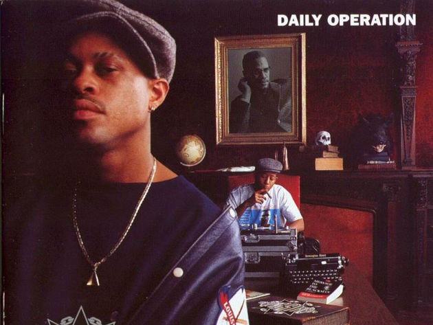 Gang Starr's classic Daily Operation was released in 1992.