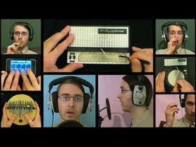 Brett Domino's Justin Timberlake medley