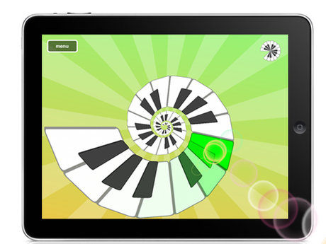 Smule magic piano