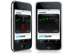 TC Electronic PolyTune iPhone version announced