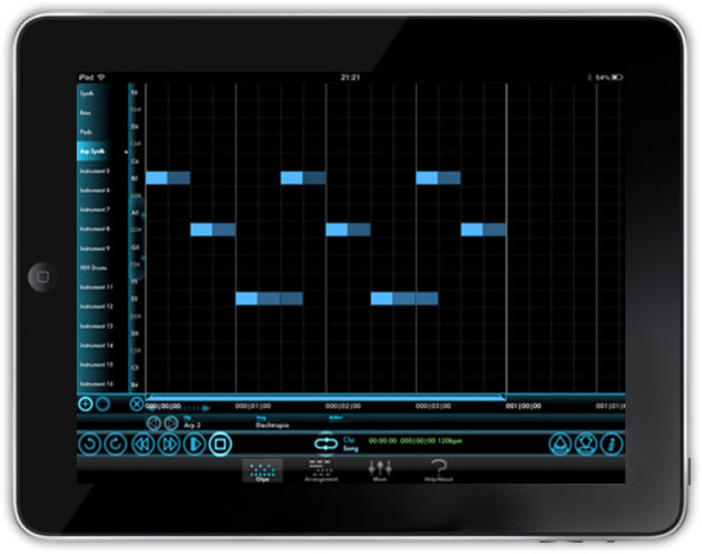 Alexandre Jean Claude Brainwave Sequencer, £11.99