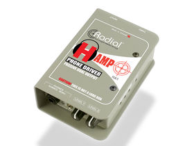 Musikmesse 2011: Radial Engineering releases updated H-Amp