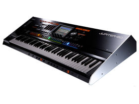 Musikmesse 2011: Roland Jupiter-80 synth unveiled
