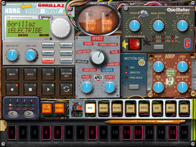 Korg iElectribe Gorillaz Edition released for iPad