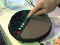 Musikmesse 2011: Korg Wavedrum Mini video demo