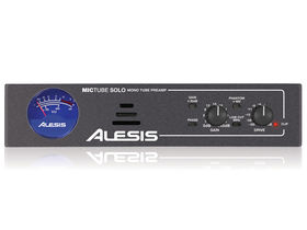 Musikmesse 2011: Alesis debuts MicTube Solo and MicTube Duo