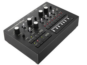 Musikmesse 2011: Korg monotribe revealed