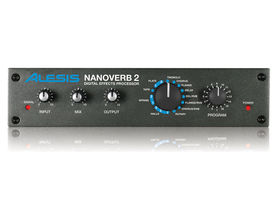 Musikmesse 2011: Alesis announces NanoVerb 2 effects processor