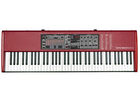Musikmesse 2011: Nord Electro 3 HP has hammer-action keyboard