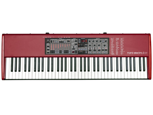 Click the photo for a gallery of Nord Electro 3 HP images.