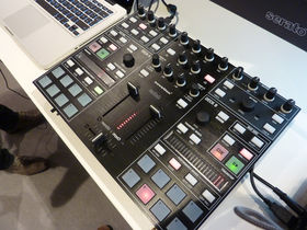 Musikmesse 2011: Novation Twitch video demo