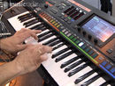 Musikmesse 2011: Roland Jupiter-80 video demo