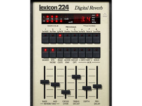 Musikmesse 2011: Universal Audio announces Lexicon 224 plug-in