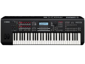 Musikmesse 2011: Yamaha MOX synthesizers unveiled
