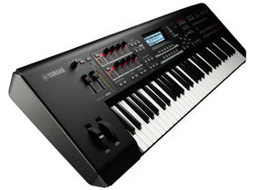 Musikmesse 2011: Yamaha MOX synthesizers video demo