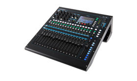 Musikmesse 2013: Allen & Heath reveals Qu-16 digital mixer