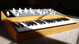 Aurora AR57: new British analogue synth