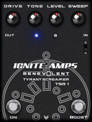 Ignite amps tsb-1 tyrant screamer