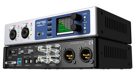 "Musikmesse 2013: RME MADiface XT is ""the world's first USB 3.0 audio interface"""