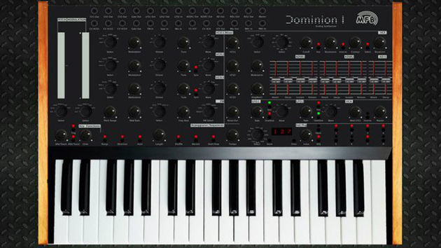 MFB's Dominion 1: full of analogue juice.
