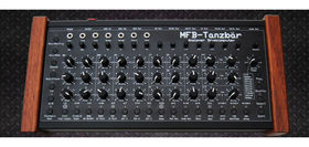 Musikmesse 2013: New MFB Dominion 1 analogue synth and Tanzbär drum machine