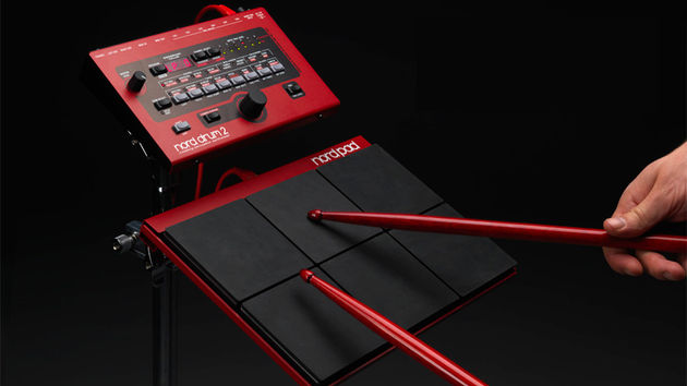 The Nord Drum 2 and Nord Pad: a perfect combination?