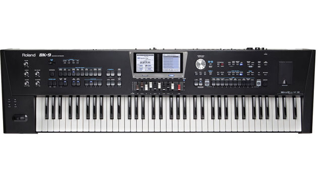 The BK-9 adds iOS support and Roland has developed several accompanying apps