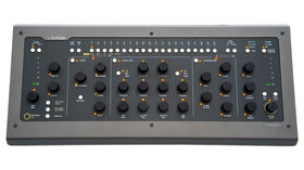 Musikmesse 2013: Softube Console 1 offers software/hardware mixing solution