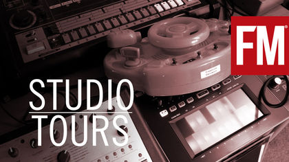 Studio tour: Addison Groove