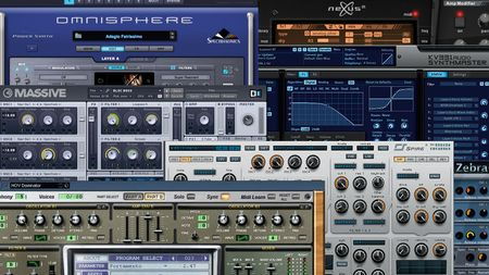 What's the best VST/AU plugin synth in the world today?