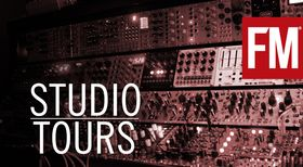 Studio tour: Celldweller