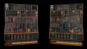 Keith emerson modular