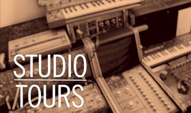 Studio tour: Sharooz