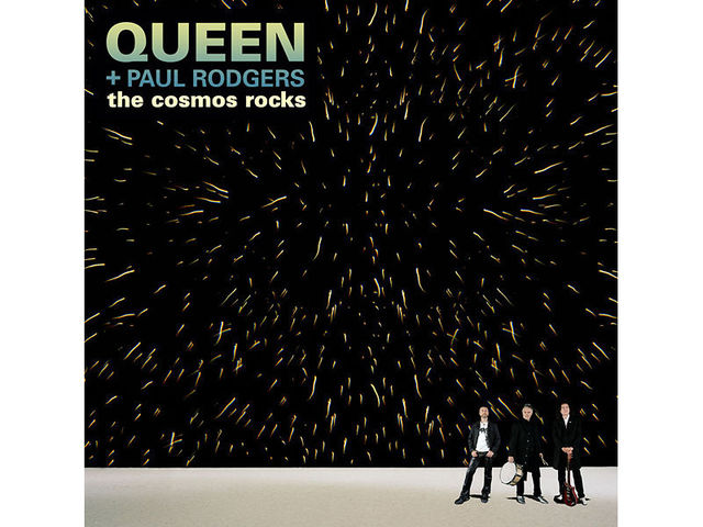 The Cosmos Rocks... but will the new Queen album do likewise?