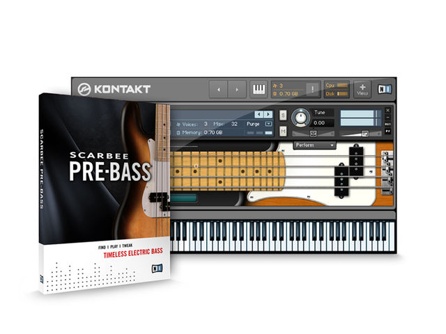 Like having a real bassist in your DAW?